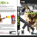 Cat of Duty MW3 Box Art Cover