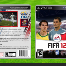 FIFA 12 (Special Edition) Box Art Cover