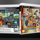 Naruto Shippuden Ultimate Ninja Storm Generations Box Art Cover
