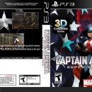 Captain America: Super Soldier Box Art Cover