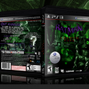 Batman Arkham City: Riddler Edition Box Art Cover