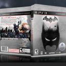 Batman Arkham City: Special Edition Box Art Cover