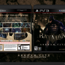 Batman Arkham City: Game of the Year Edition Box Art Cover