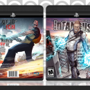 inFAMOUS 2: Limited Edition Box Art Cover