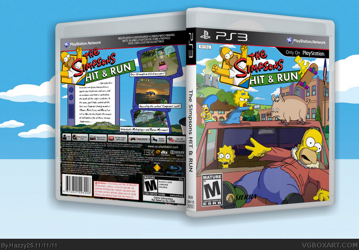 simpsons hit and run pc crack sites