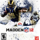 Madden 12 Box Art Cover