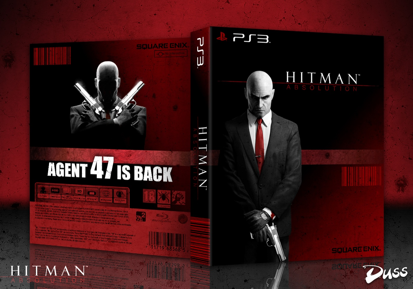 Hitman Absolution Fuse Box : Viewing full size hitman absolution box cover