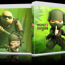 Mini Ninjas Box Art Cover