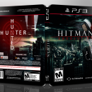 Hitman: Absolution (steelbook edition) Box Art Cover