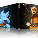 Naruto: Ultimate Ninja Storm Generations Box Art Cover