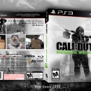 Call Of Duty: Modern Welfare 3 Box Art Cover