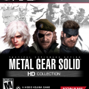 Metal Gear Solid HD Collection Box Art Cover