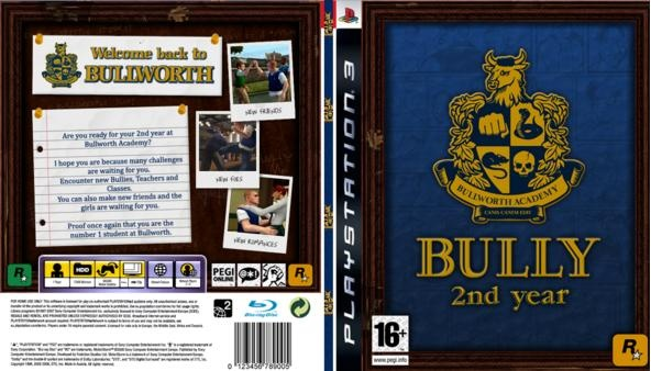 Bully (Canem Canem Edit) Second Year box cover