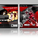 NBA 2k12 Box Art Cover