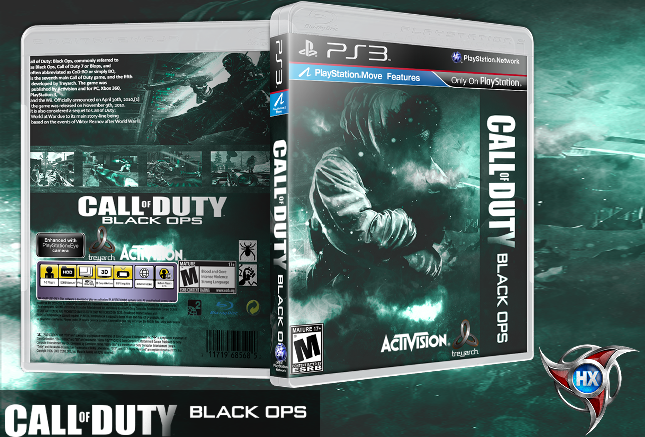 Скачать NoDVD, NoCD для Call of Duty: Black Ops 2 v1.0 EN/RU.