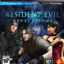 Resident evil revelation Box Art Cover