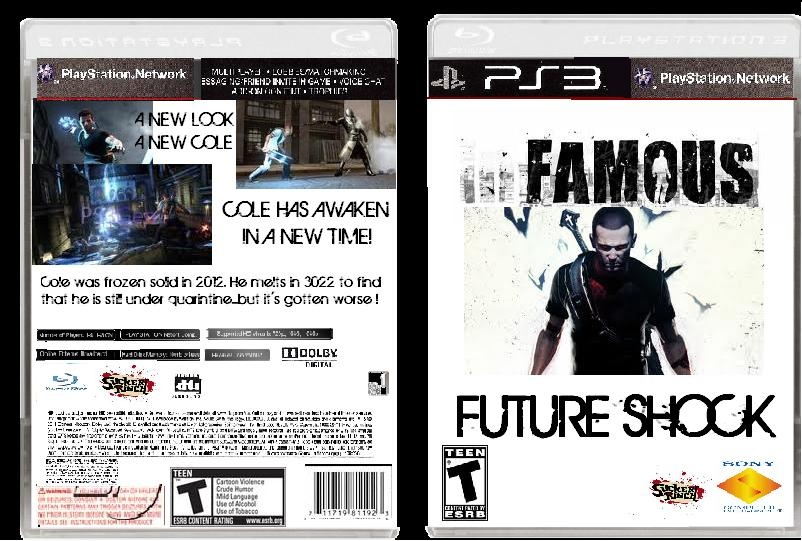 iNFAMOUS:FUTURE SHOCK box cover