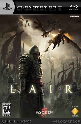 Lair box cover