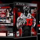 WWE '13 Box Art Cover