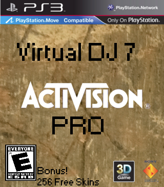 Virtual DJ PRO 7 box cover