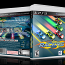 Pixeljunk: Racers Box Art Cover