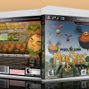 Pixeljunk: Monsters Box Art Cover