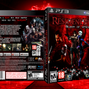 Resident Evil: Blood Of Vengeance Box Art Cover