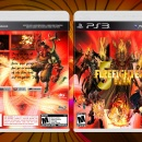 Fire Fighter 5: Burn Box Art Cover