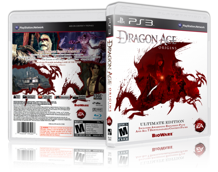 Dragon age origins: ultimate edition playstation 3 | review/test.