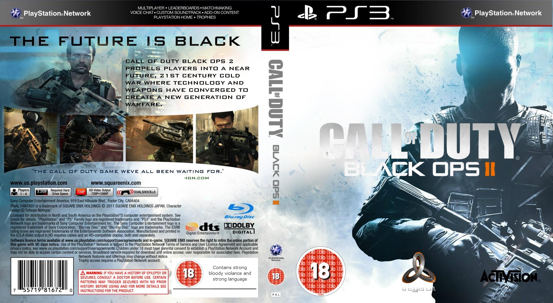 Call of Duty: Black Ops II PC, PS3, X360, WiiU | GRYOnline.pl