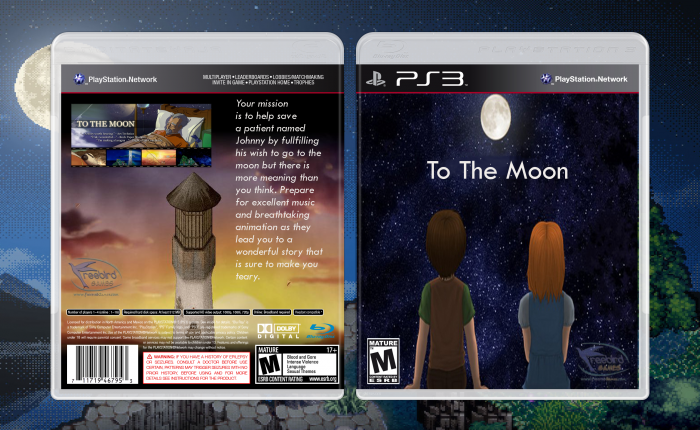 To The Moon box art cover