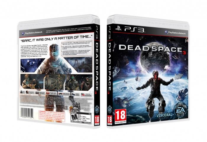 Dead Space 3 - Видеообзор (by Versusmol)