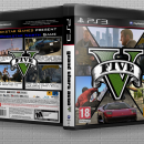 Grand Theft Auto V Box Art Cover
