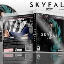 007: Skyfall Box Art Cover