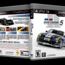 Gran Turismo 5: Academy Edition Box Art Cover
