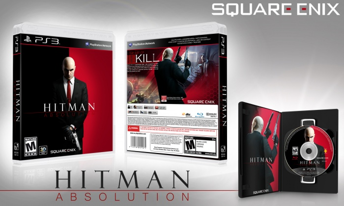 Hitman Absolution Fuse Box : Hitman absolution playstation box art cover by vigenius
