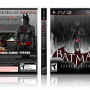 Batman: Arkham Beyond Box Art Cover
