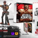 Red Dead Redemption Collector's Edition Box Art Cover