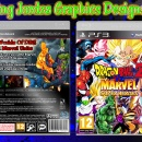 Dragonball Z Vs. Marvel Superheroes Box Art Cover