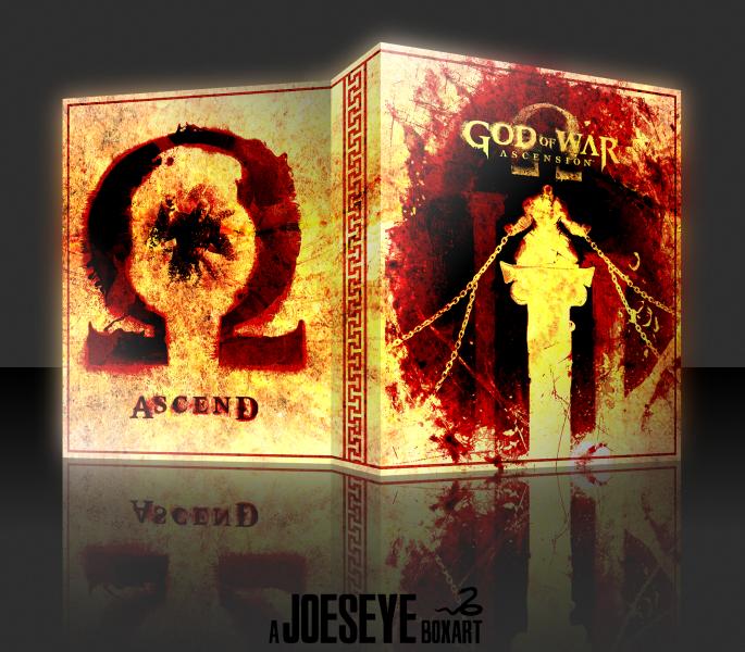 PlayStation 3 » God of War: Ascension Box Cover