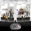 Soul Calibur V limited edition Box Art Cover