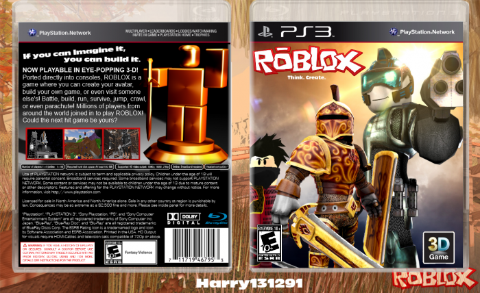 roblox free ps3 download