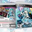 Hatsune Miku Project Diva F Box Art Cover