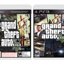 GTA V Box Art Cover