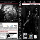 THE LAST OF US- Box Art Cover