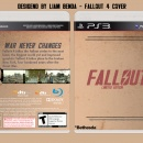 Fallout 4 Limited Edition Box Art Cover