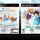 Tales of Xillia Box Art Cover