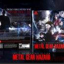 Metal Gear Hazard Box Art Cover