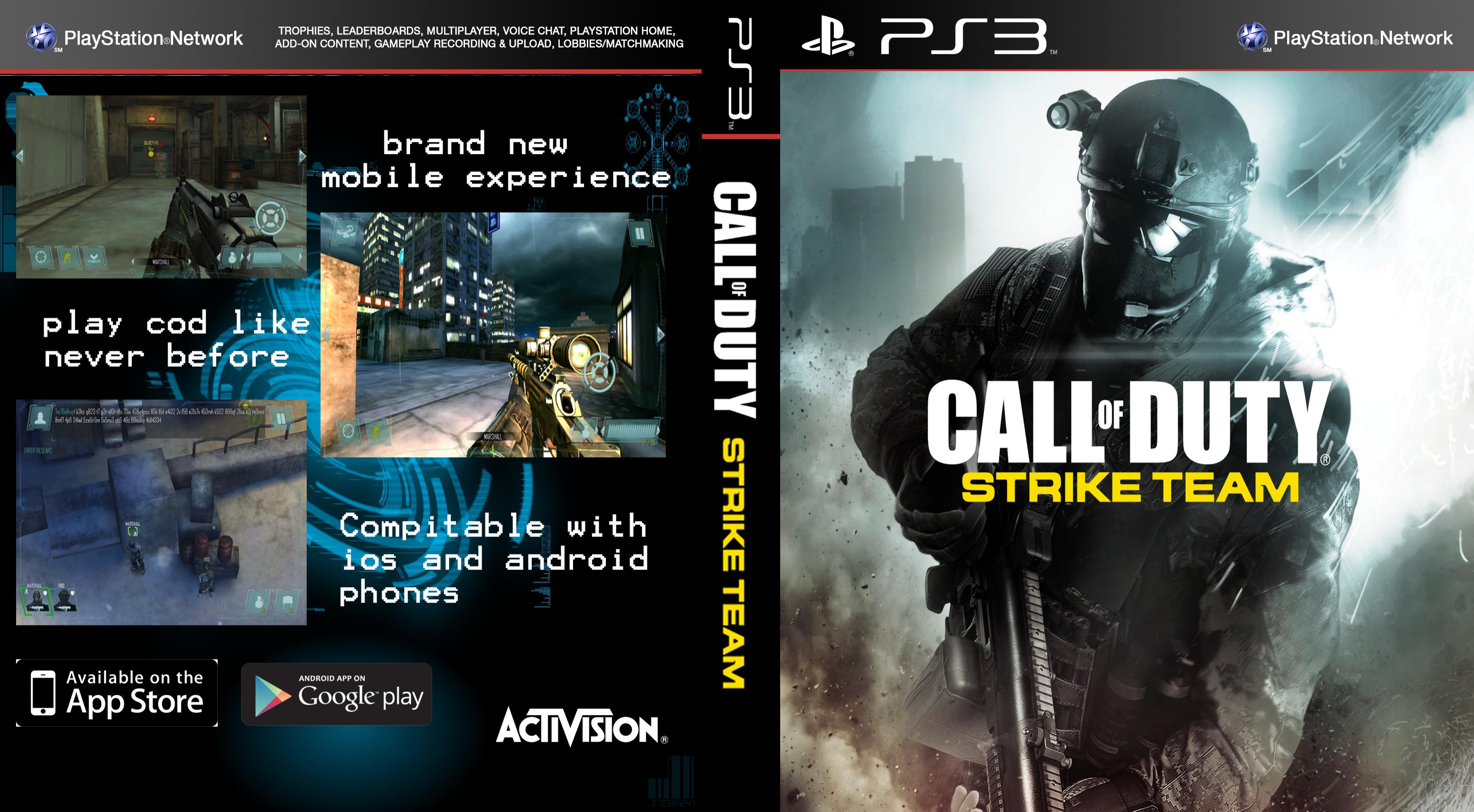Скачать Call of Duty: Strike Team на Андроид