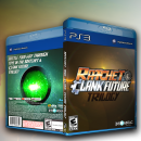 Ratchet and Clank future : Trilogy Box Art Cover